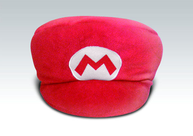 Mario Club Nintendo hat