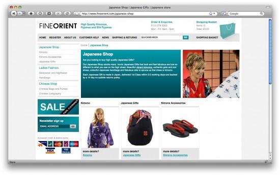 fineorient-website