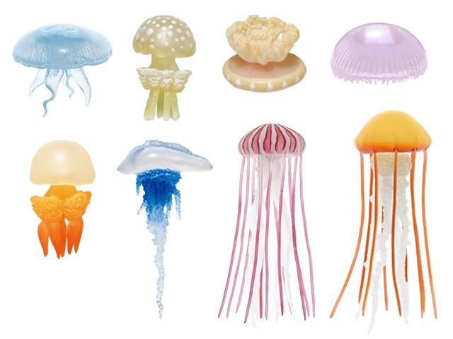 Squishy Jellyfish Toys : Touring Japan 2010: Day 8 - Kaiyukan - Gakuranman