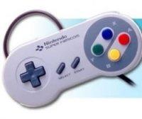 Super Famicom Wii classic controller